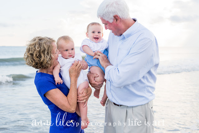 Anne Liles Photography | Bald Head Island: Family Photography