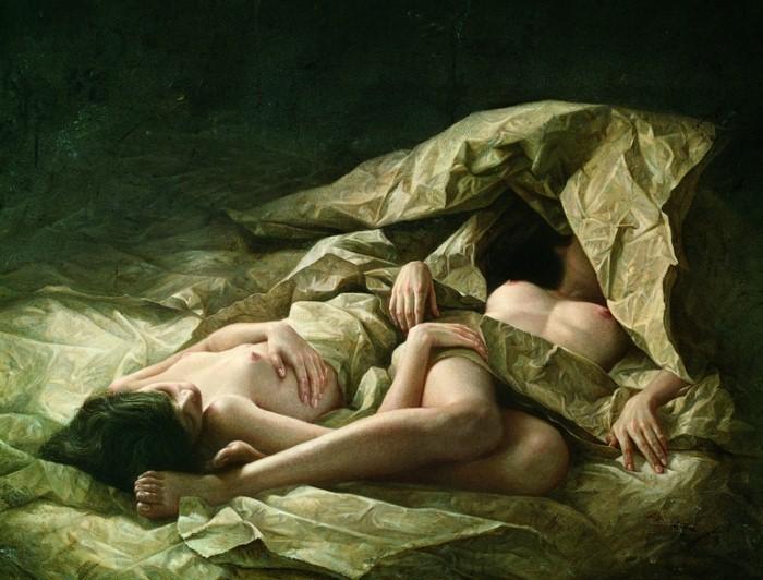 Современные художники Испании. Soledad Fernandez 16