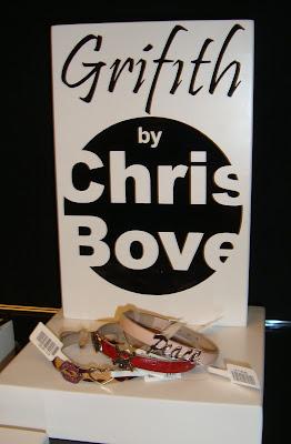 30 Encontro de Blogueiros: GRIFITH + Chris Bove