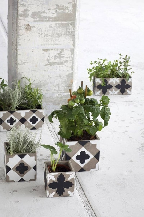 Concrete blocks for exterior decorating | lasthomedecor.com 5
