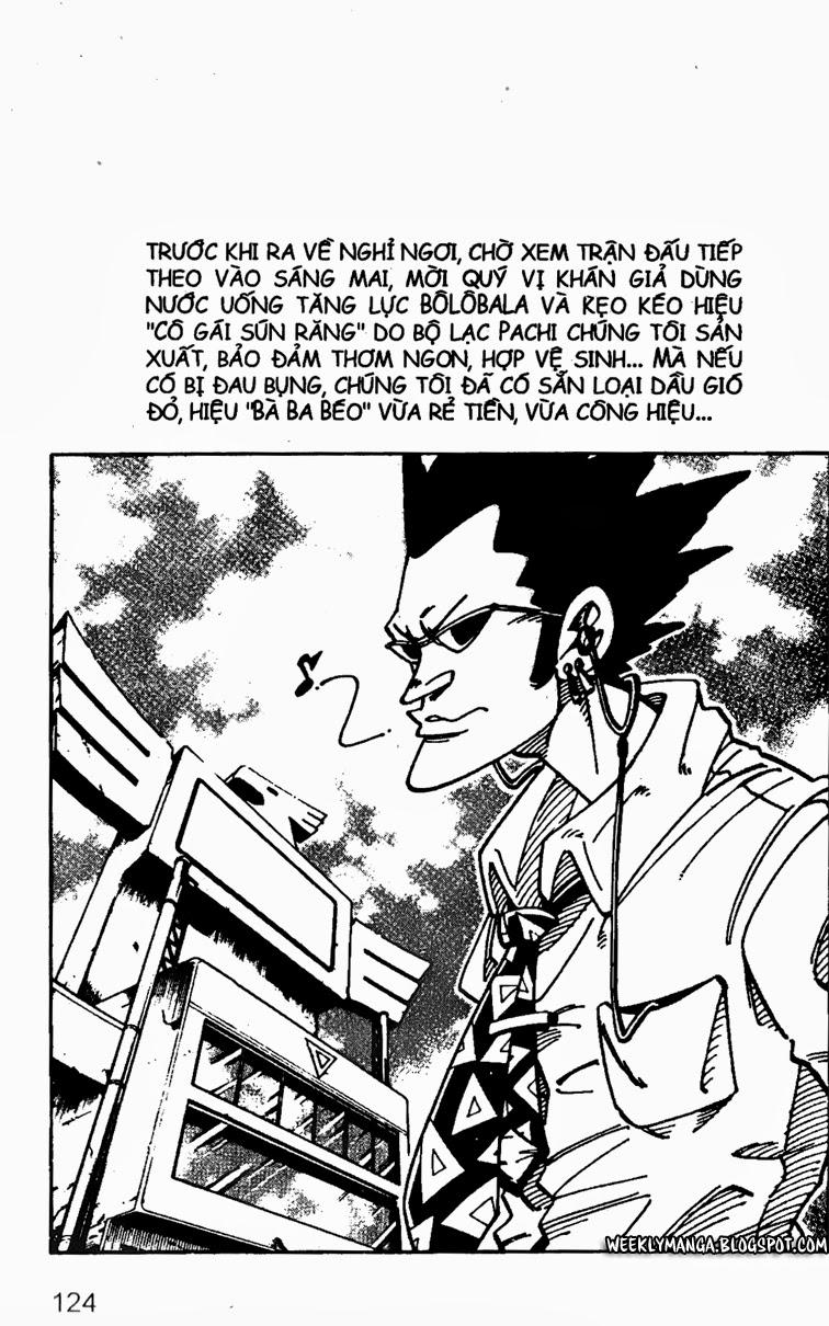 Shaman King [Vua pháp thuật] chap 141 trang 9