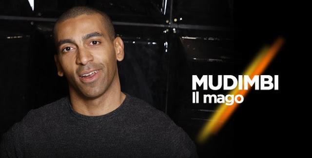 Sanremo 2018 - Mudimbi con il brano - Il Mago
