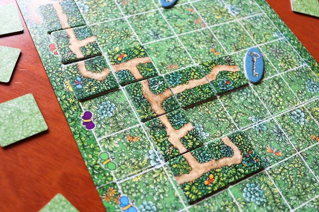 detail hry Dračí poklad