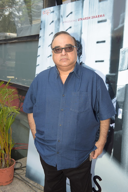 13. Raj Kumar Santoshi during Mahurat ceremony  of the film GENIUS