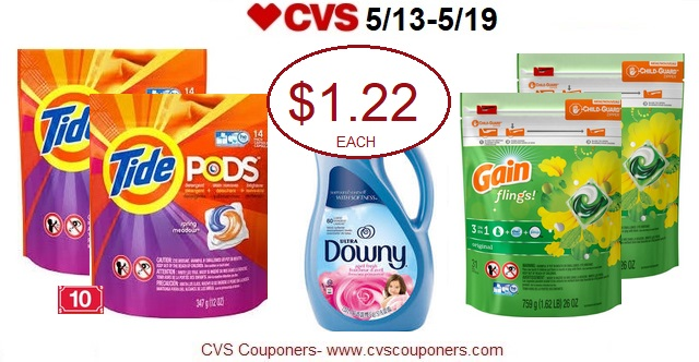 http://www.cvscouponers.com/2018/05/stock-up-pay-122-for-select-gain-downy.html