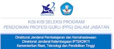 Kisi-Kisi Seleksi Program Pendidikan Profesi Guru (PPG) Dalam Jabatan Semua Bidang
