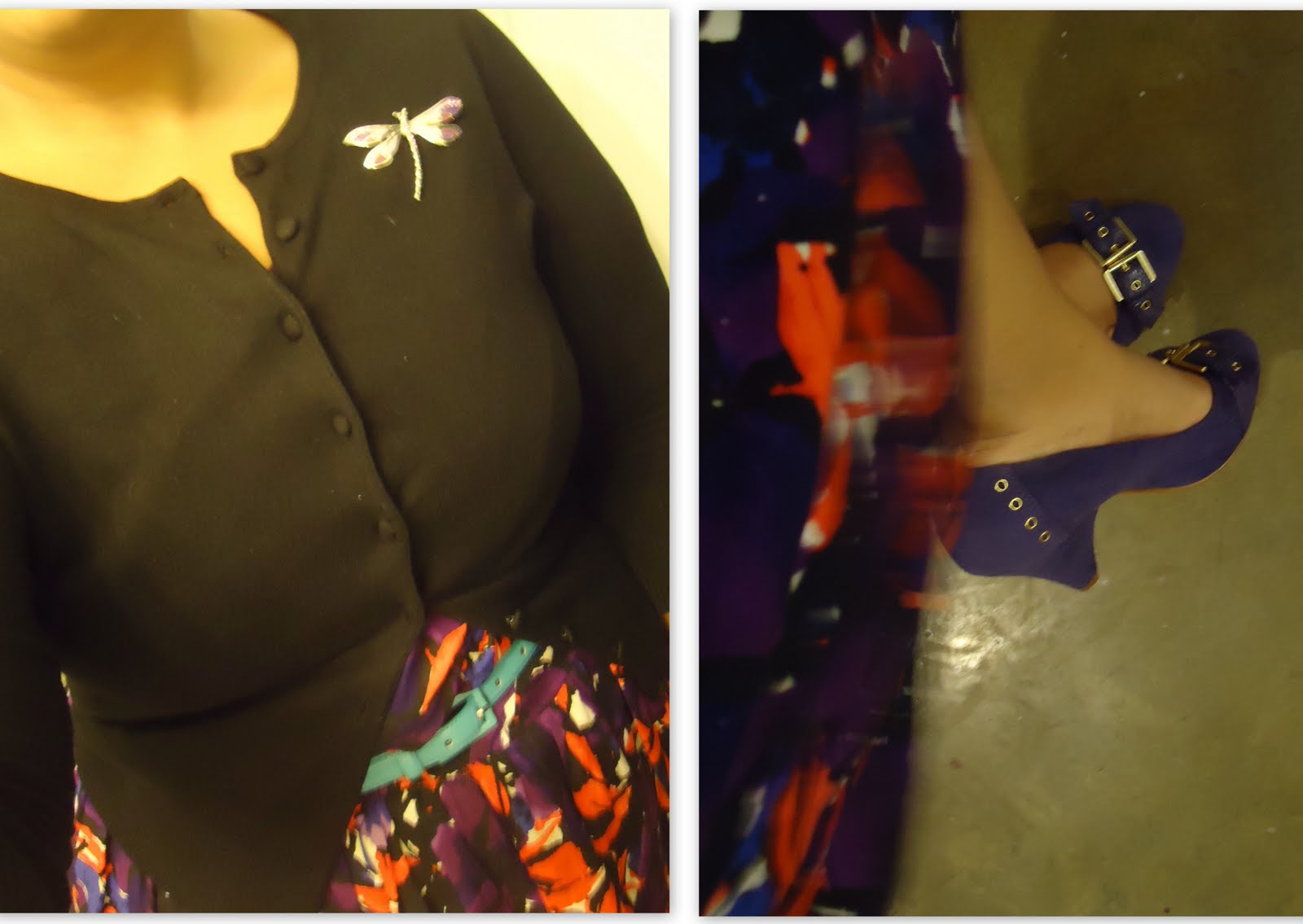 Plus size blog, plus size clothing, jibri, TJMaxx, Girl About Town
