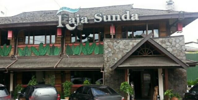 Restoran Sunda Terfavorit Rumah Makan Raja Sunda