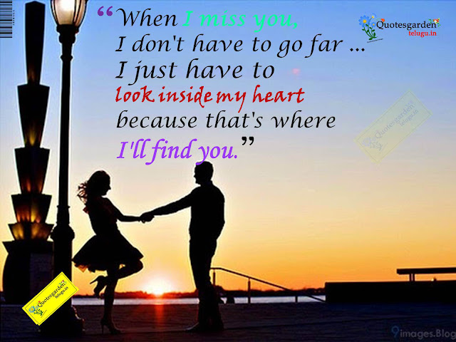 Latest Heart touching romantic love quotes 654
