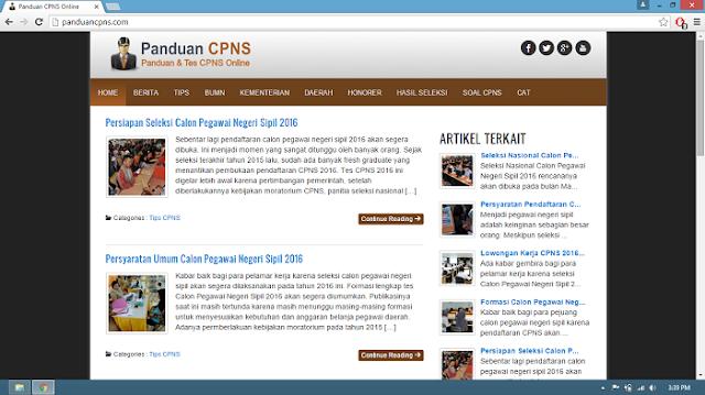 website panduancpns.com 02