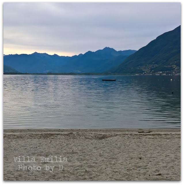 Lago Maggiore, Svizzera