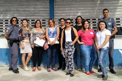 Assistência aos moradores de rua em Iguape
