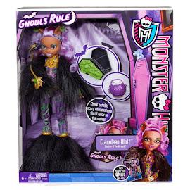 MH Ghouls Rule Clawdeen Wolf Doll