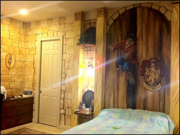 decorating theme bedrooms maries manor june 2013 15530 | harry potter bedroom harry potter bedroom ideas 1