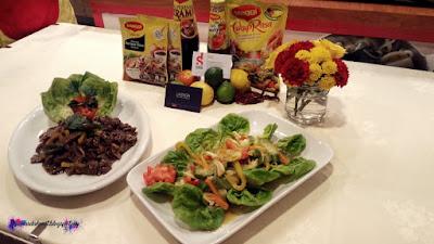 Lazada X Nestle Maggi X Tefal Workshop Bersama Chef Muluk