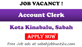 Account Clerk @ Lido KK