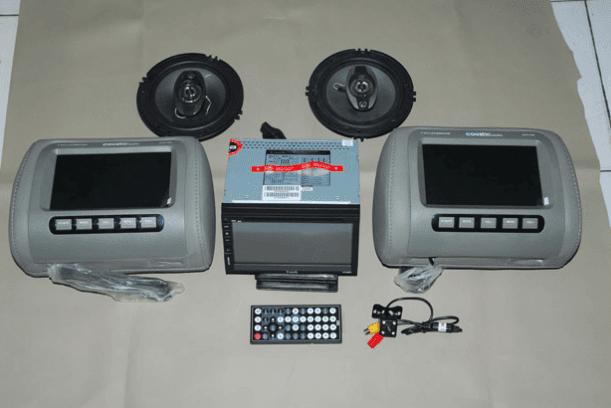 Paket Audio Mobil Murah yang bagus