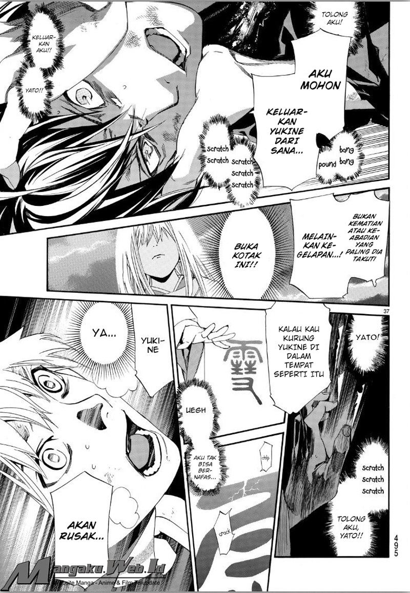 Noragami Chapter 70-35