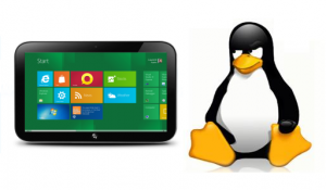 windows 8 vs linux
