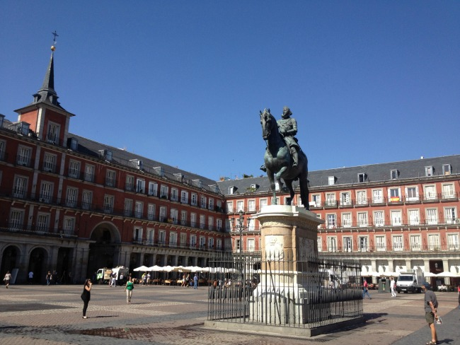 #Blogtober16-day-17-favourite-concert-you-have-attended-plaza-mayor-madrid