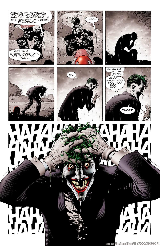 Batman The Killing Joke Ita Pdf