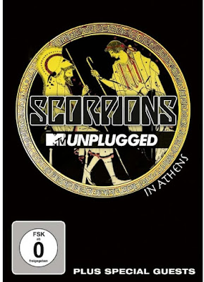 Scorpions MTV Unplugged In Athens 2013 DVD R1 NTSC VO + 2 CD