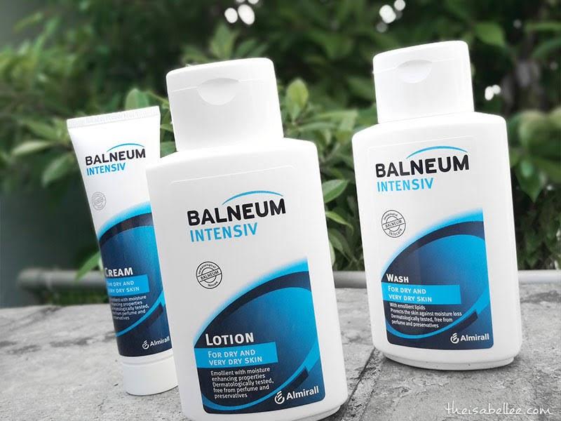 Balneum Intensiv range