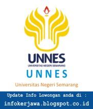 Lowongan Kerja UNNES (Universitas Negeri Semarang)