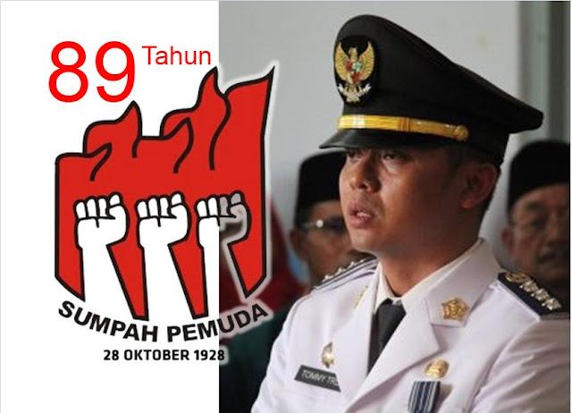 Tommy TRD, S.STP, Camat Matur, Agam, Sumatra Barat. (Dok. Pribadi)