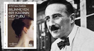 Bilinmeyen Bir Kadından Mektup Stefan Zweig