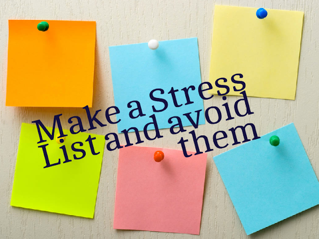 7 Ways to Erase Stress, Tips to be Positive