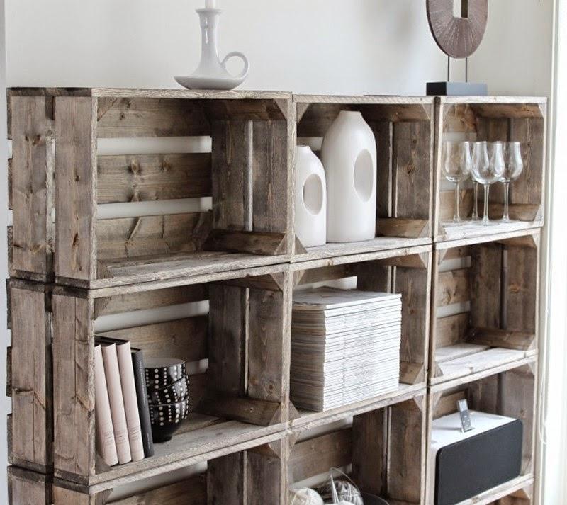Utiliza la imaginación para decorar tu hogar