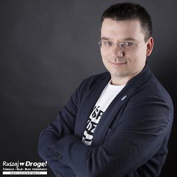 Maciej Marczewski - Fundacja Ruszaj w Drogę!