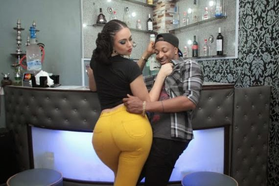 Actor Ik Ogbonna And Hot Colombian Girlfriend Sizzle In New Pics
