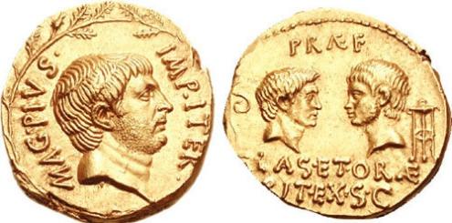 Heredero y Derecho de la antigua Roma