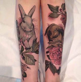 ลายสักกระต่าย