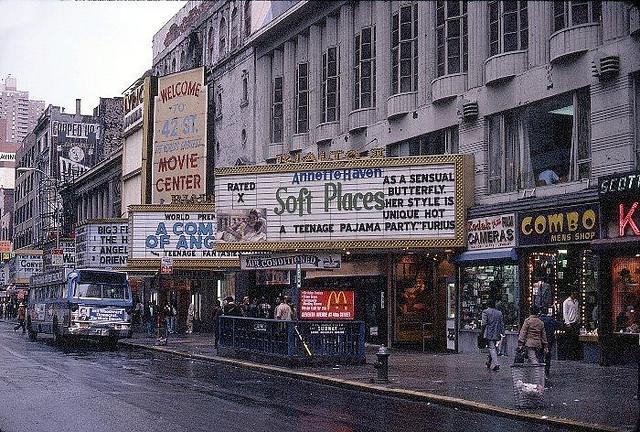 Movie Theatre In City Island