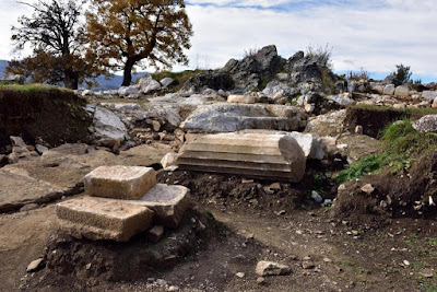 Ruins of ancient Greek city found on Mount Pindos
