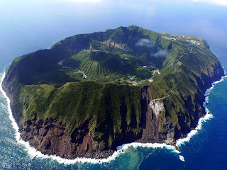 August Photo-a-Day Challenge, Aogashima, Japan, Island photo project