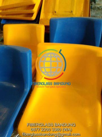 bangku stadion fiber