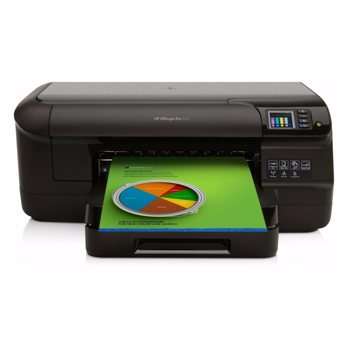 Descargar Hp Officejet Pro 8100 Driver Impresora Gratis
