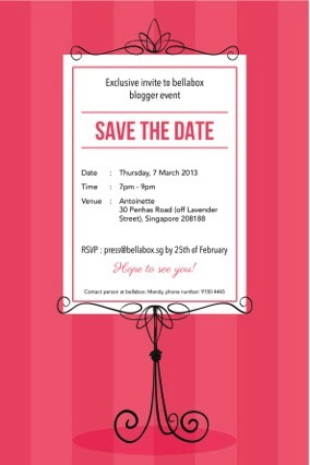 bellabox blogger invite