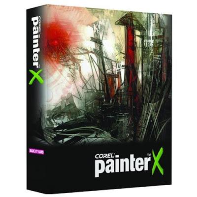 تحميل برنامج Corel Painter X3 للرسم بالفرشاة وعمل التصميمات