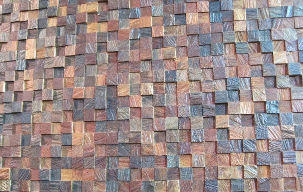 Global Trends 3 Dimensional Wood Tiles