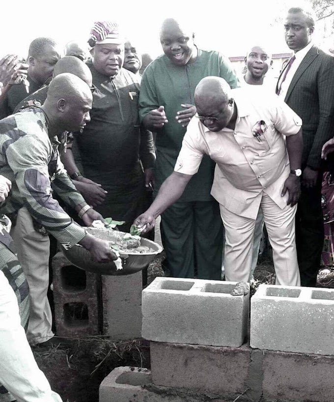 @GovernorIkpeazu flags off building of 4 model schools, 132 class room blocks across Abia state
