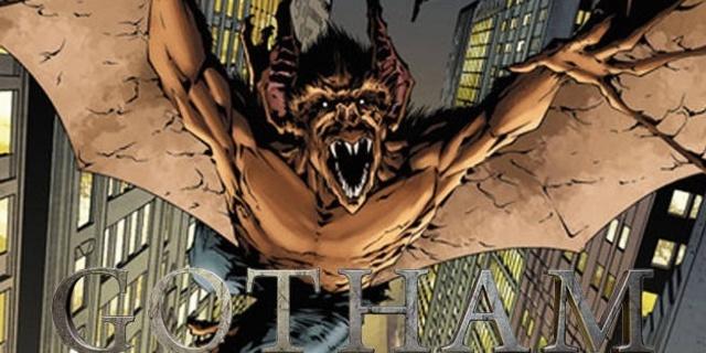 Gotham introduce a Man-Bat en el final de la temporada 4