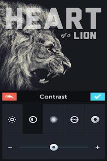 تطبيق PicLab - Photo Editor لاضافة مؤثرات للصور وتعديلها