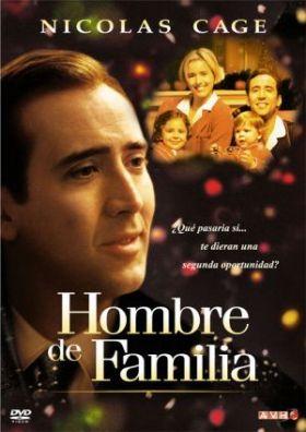 Hombre de Familia Nicolas Cage