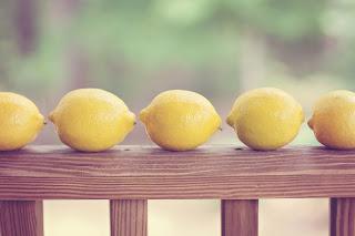 Aromatherapie - Geneeskracht Citroen