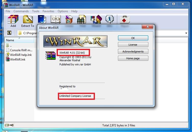 Winrar Keygen 4.01 Download